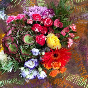 Mixed Happy Birthday